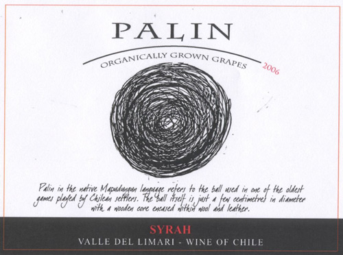 Syrah Palin Lab